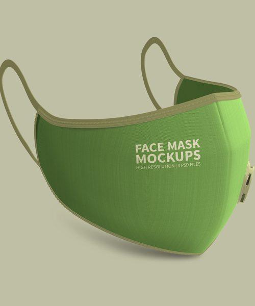 Modern Face Mask