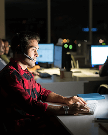 24/7 dedicated support in multi-languages